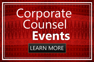 Corporate Counsel Events